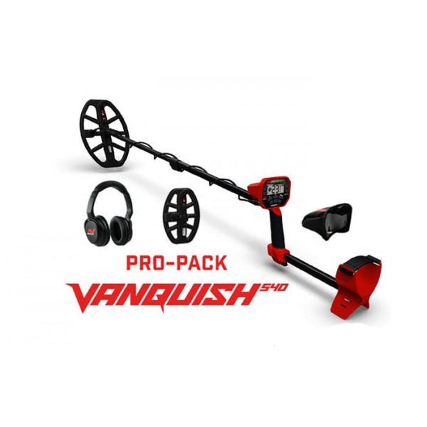 Minelab Vanquish 540 Pro Dedektör