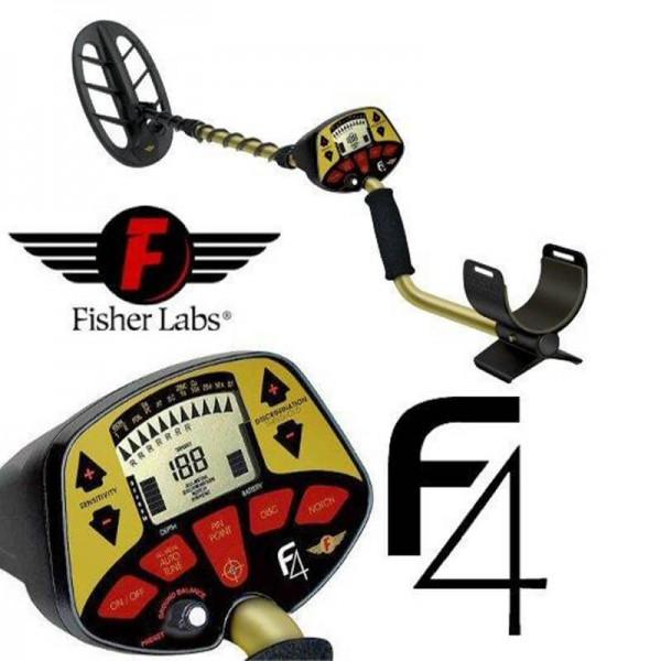 Fisher F4 Dedektör