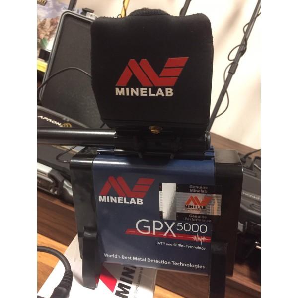 İkinci El Minelab GPX 5000 - 3 Başlıklı