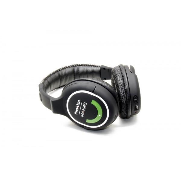 Simplex 2.4Ghz Kablosuz Kulaklik Green Edition